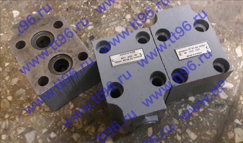 Гидроклапаны обратные тип ПГ51-24